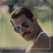 Freddie Mercury (Ex-Queen) - Mr. Bad Guy (Usa) /  Cd 1