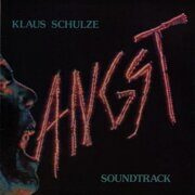 Klaus Schulze - Angst  (Rare. Eu For Japan Edition With Obi) /  Cd 1