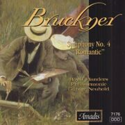 "Bruckner - Symphony  No. 4, ""Romantic"" -  /  Cd 1"