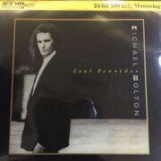 Michael Bolton  - Soul Provider  /  K2Hd Cd 1 2013 Sony Japan/Hong Kong