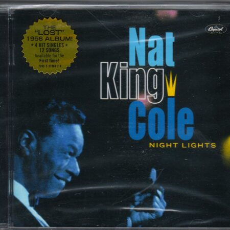 Nat King Cole - Night Lights /  Cd 1