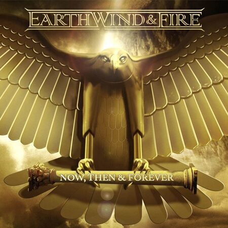Earth Wind Fire - Now, Then & Forever /  Cd 1