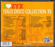 Various Artists - Zyx Italo Disco Collection Vol 15 -  /  Cd 3