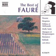 Faure - The Best Of  -   /  Cd 1  Naxos Germany