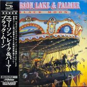Emerson, Lake & Palmer - Black Moon (Japan Мини-Винил Shm-Cd New) /  Cd 1