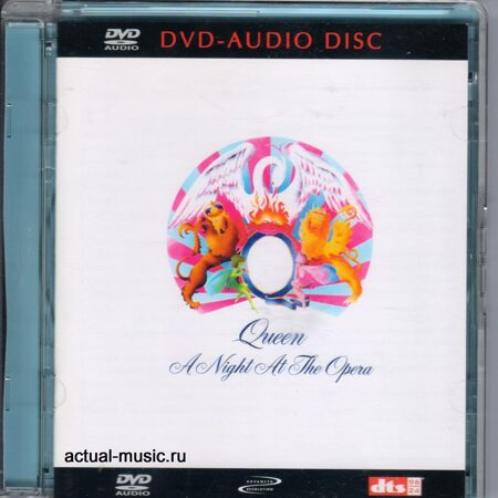 Queen - A Night At The Opera /  Dvd-Audio 1