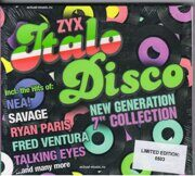 "V/A Italo Disco New Generation : 7"" Collection -  /  Cd 2"