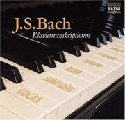 Bach - Piano Transcription  - Kempff/Saint Sains/Reger/Lucas …... Transcriptions /  Cd 1