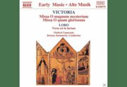 Victoria - Masses - Oxford Camerata (Conductor Jeremy Summerly) /  Cd 1
