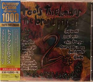 Toots Thielemans -  The Brasil Project Vol. Ii /  Cd 1