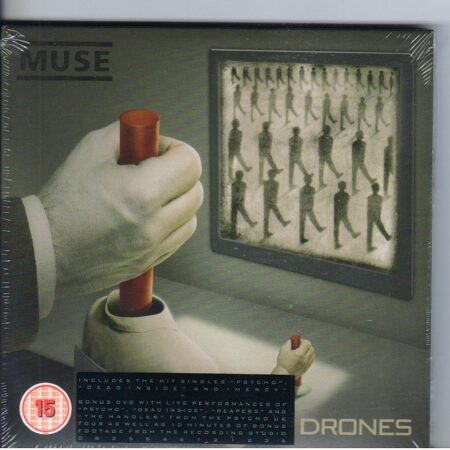 Muse - Drones /  Cd+Dvd 2