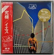 Yes - Going For The One (Japan Мини-Винил Shm-Cd New) /  Cd 1