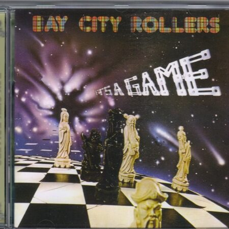 Bay City Rollers - It'S A Game  /  Cd 1