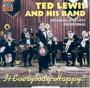 Ted Lewis - Is Everybody Happy? (1923-1931) Foxtrots Y Dixies /  Cd 1