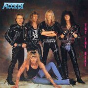 Accept - Eat The Heat (Remastered/Germany) /  Cd 1