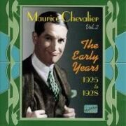 Maurice Chevalier - The Early Years (1925-1928) (Nostalgia) (Cd 1) /  Cd 1