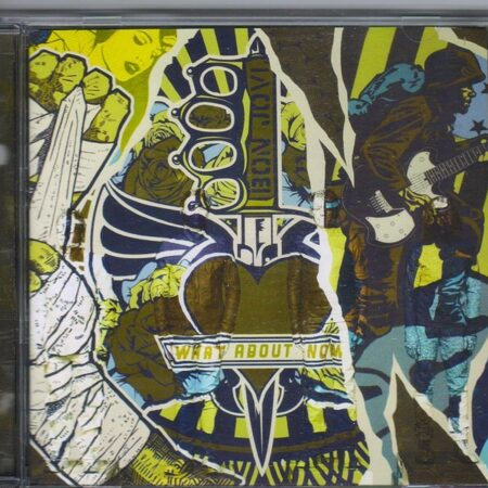 Bon Jovi - What About Now  /  Cd 1 2013- Mercury Germany