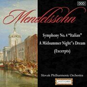 Mendelssohn-Symphony No. 4 Italian/A Midsummer Night'S Dreams -  /  Cd 1