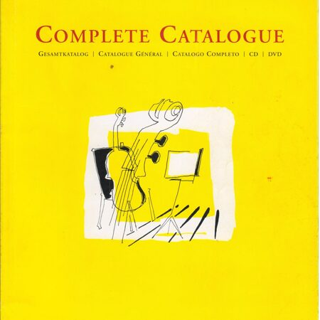 Catalogue - Deutsche Grammophon 2005-2006 -  /  Книга 1