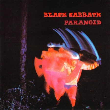 Black Sabbath (Ozzy Osbourne - Vocal) - Paranoid /  Cd 1