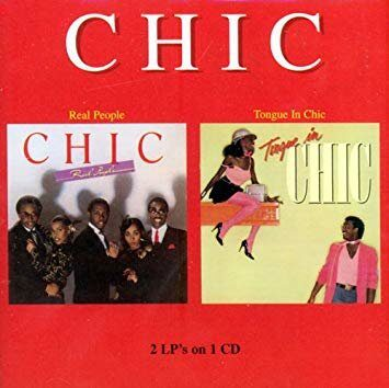 Chic - Real People/Tongue In Chic /  Cd 1