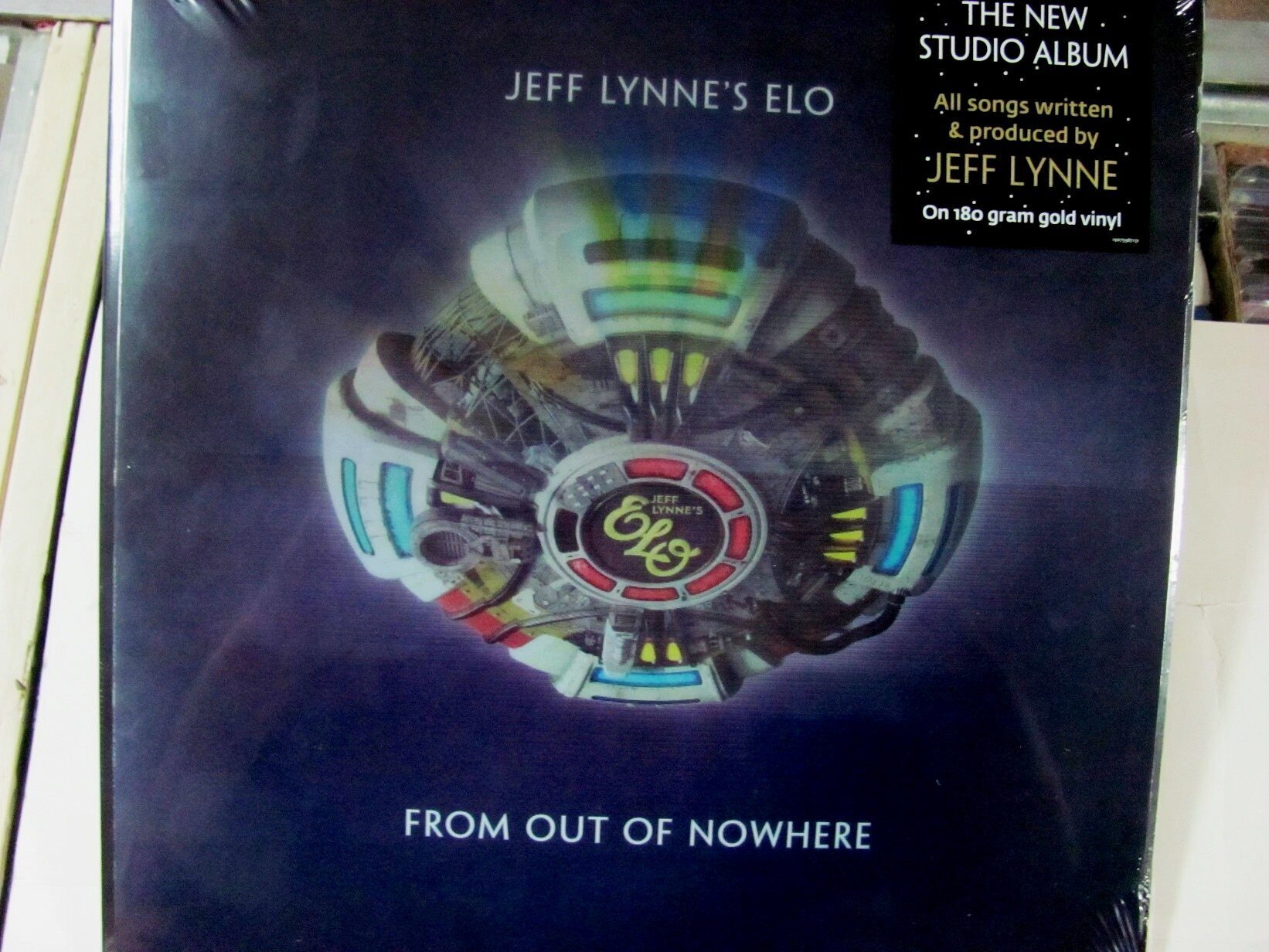 LP Jeff Lynne's Elo – From Out Of Nowhere (2019)