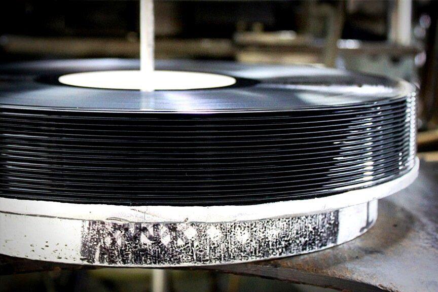 Vinylpress