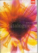 Catalogue - Emi/Virgin Classic 2004-05  -   /  T 1   England