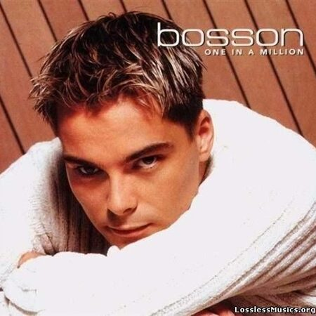 Bosson  - On In A Million  /  Cd 1 2001 Capitol Import