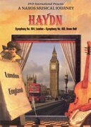 Haydn  - Symphonies Nos. 104 And 103 - Scenes Of London  /  Dvd 1  Naxos Import