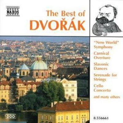 Dvorak (The Best Of)  -   /  Cd 1  Naxos Import