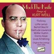 Weill - Mack The Knife - Songs Of Kurt Weill -   /  Cd 1  Naxos Import