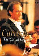 Jose Carreras - The Sacred Concert  /  Dvd 1  Brilliant Import