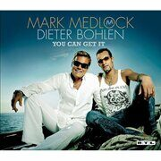 Mark Medlock / Dieter Bohlen - You Can Get It / Love Is A Game  /  Cd-Single 1 2007 Sony Bmg Germany Import
