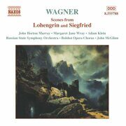 Wagner - Scenes From Lohengrin And Siegfried  -   /  Cd 1  Naxos Germany