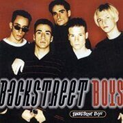 Backstreet Boys - Backstreet Boys  /  Cd 1 1996 Zamba Import