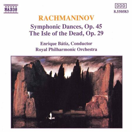 Rachmaninov - Symphonic Dances / The Isle Of The Dead  -   /  Cd 1  Naxos Germany