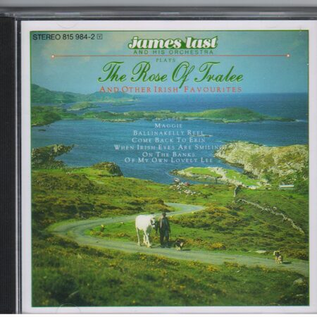 James Last - The Rose Of Tralee And Other Irish Favourites  /  Cd 1 1985 Polydor West Germany