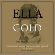 Ella Fitzgerald - Gold  /  Lp 2  Fat Eu