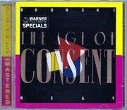 Bronski Beat - Age Of Consent  /  Cd 1  London Import