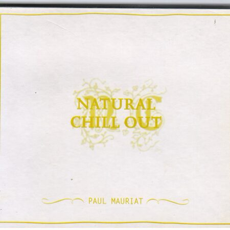 Paul Mauriat - Natural Chill Out  /  Cd 1 2005 Fam Argentina