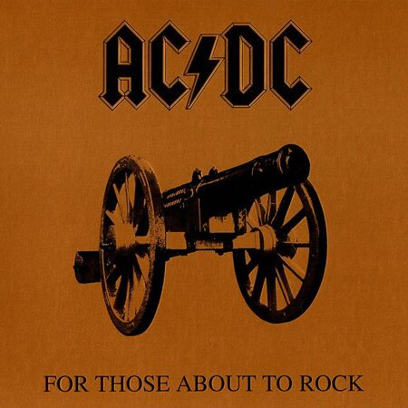 Ac/Dc - For Those About To Rock (We Salute You)*Бронь!!  /  Cd 1 18.04.2003 Sony Eu