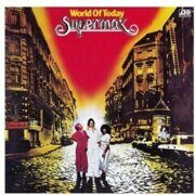 Supermax - World Of Today  /  Lp 1 15.03.2019 Warner Music Eu