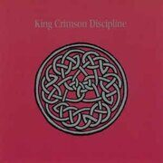 King Crimson - Discipline  /  Cd 1 1981- Eg Records/Sony Eu