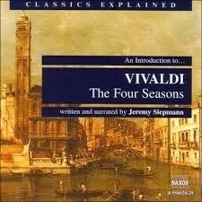 Vivaldi - Four Seasons - (Siepmann) (Educational)   /  Cd 2  Naxos Import