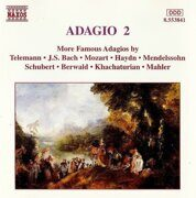 Various Artists & Composers - Adagio 2 (Regular)   /  Cd 1  Naxos Import