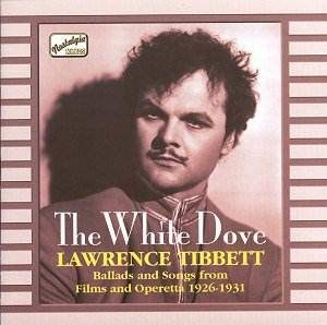 Lawrence Tibbett - White Dove (1926-1931)   /  Cd 1  Naxos Import
