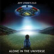 Jeff Lynne'S Elo - Alone In The Universe  /  Cd 1 2015 Sony Austria