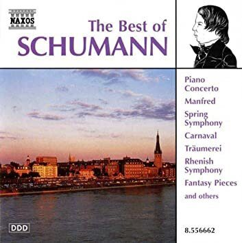 Schumann - Best Of  -   /  Cd 1  Naxos Germany