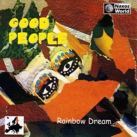 West Africa Good People - Rainbow Dream - Западная Африка  /  Cd 1  Naxos Import